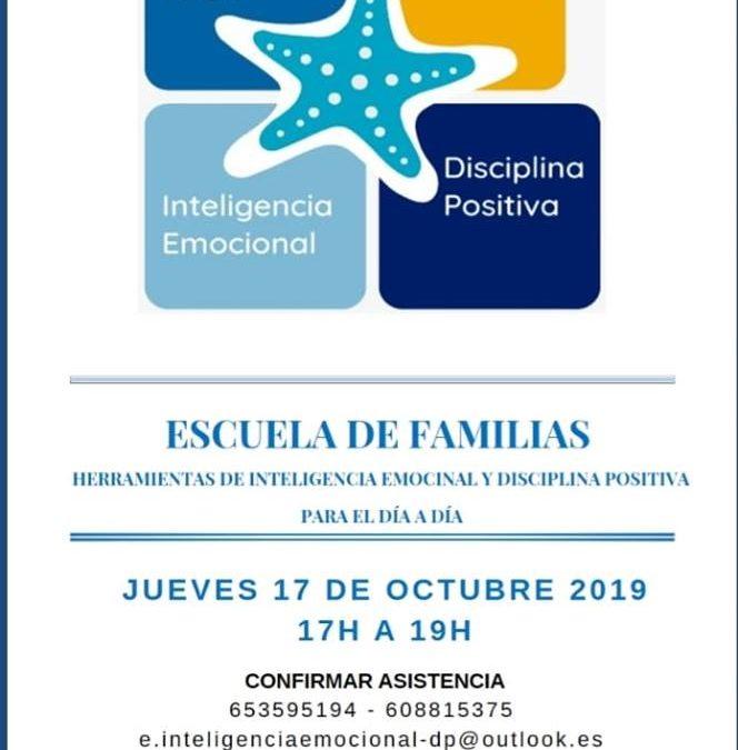ESCUELA DE FAMILIAS 2019-2020